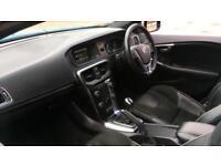 2015 Volvo V40 D2 R DESIGN with Bluetooth and Manual Diesel Hatchback
