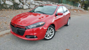 2013 Dodge Dart Rallye 1.4L Turbo