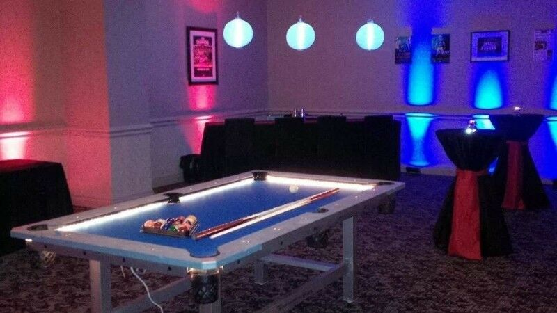 Seans Outdoor Pool Table Rentals Entertainment Windsor Region - Outdoor pool table rental