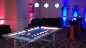 Sean's Outdoor Pool Table Rentals Windsor Region Ontario image 1