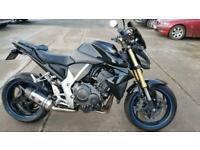 2011 11 HONDA CB 1000 R-B NAKED CB1000R BLACK STREETFIGHTER STYLE NEW MOT