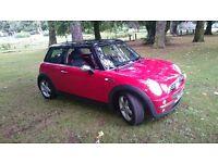 2004 Mini Cooper 1.6!full service history 6months MOT