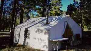 Wall Tent For Sale