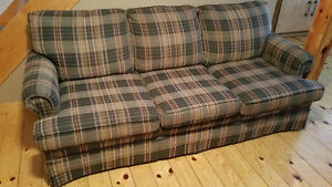 couch and armchair set