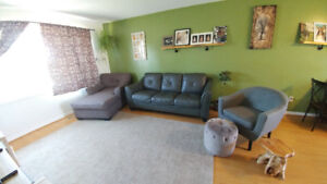 Entire living room furniture sale.  All new!