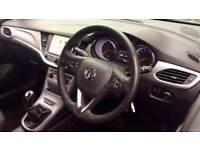 2016 Vauxhall Astra 1.4T 16V 125 Tech Line 5dr Manual Petrol Hatchback