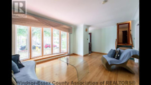 South Windsor 4 beds home near Massey high & St. Claire College