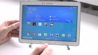"""SAMSUNG GALAXY TABPRO 10.1"""" 16GB ANDROID 4.4 TABLET - WHITE"""