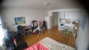 Large Studio Sublease Villa Maria Available March 1