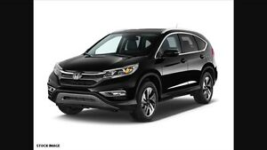 Honda CR-V touring 2015 ! Lease takeover ! 2500$ gift to you ..