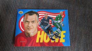 Gordie Howe card
