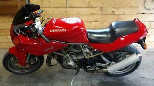 1996 Ducati 900 SS