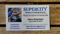 25% off roof, gutter, window cleaning!