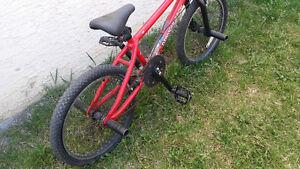 "2 BMX 20 "" bikes in very good condition"