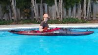 Dagger Transition whitewater kayak