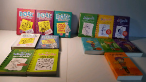 DORK DIARIES   DIARY OF A WIMPY KID