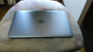 Touch Screen Dell XPS 13 Laptop 256 gb SSD Core i5 Slim 8gb Ram
