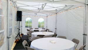 Party Rental! Tables, chairs, heaters,tents & more!!!! Cambridge Kitchener Area image 8