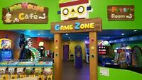 Treehouse Indoor Playground is looking for kitchen staff