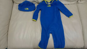 Unisex/boys/girls 6-12 months The North Face long underwear
