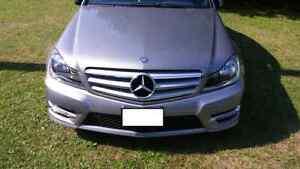 2013 C300 4matic Mercedes Benz