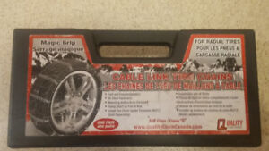 Magic Grip Tire Chains & Spider Chain Tensioners