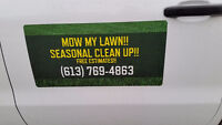 The Mow My Lawn Service!!