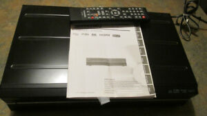 Toshiba DVR620KU HDMI 1080P VHS/DVD Combo Player and Recorder