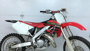 HONDA CR 125 FMF