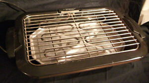 Indoor bbq electric grill