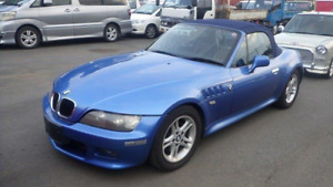 2000 BMW Z 3 ONLY 64,000 Kms excellent condition $ 12,500.