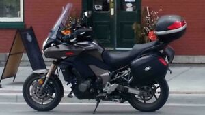 2012 Kawasaki Versys 1000 (loaded)