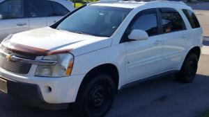 2006 Chevy Equinox with Winter and Summer Tires
