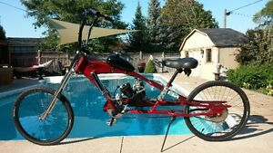 Moped Chopper