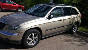 2004 Chrysler Pacifica Wagon