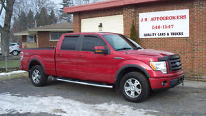 2010 Ford F-150 SuperCrew FX4 4X4 - Flawless and Loaded!