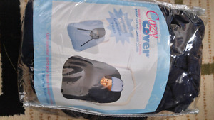 Infant carseat cover!!