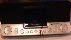 iLuv INTERNET RADIO NO PC REQUIRED, WIFI MODEL iNT170-01 Stratford Kitchener Area image 6