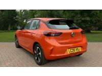 2020 Vauxhall Corsa 50kWh SE Nav 7.4kW Charger Auto 5dr (7.4Kw Charger) Hatchbac