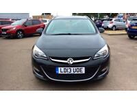 2013 Vauxhall Astra 2.0 CDTi 16V SRi (165) 5dr Automatic Diesel Estate