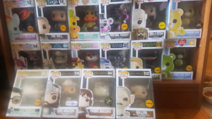 FUNKO POP SALE CHASES EXCLUSIVES RARE