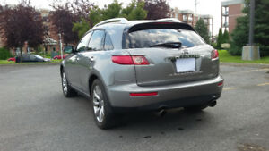 Infiniti FX45 *TechPackage*