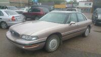 1998 Buick LeSabre Custom Sedan Low Kms!