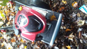 Briggs and straton power washer