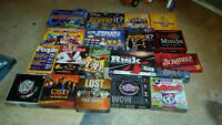 Popular Brand New and Used Board Games