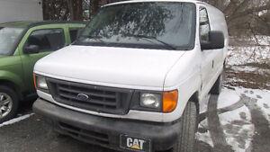 2006 Ford E-250 Service van*PAUL YENDALL AUTOS*