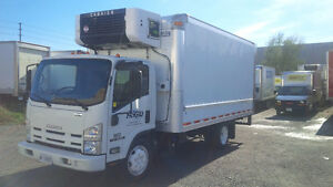 Isuzu Reefer truck for sale