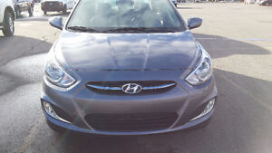 2015 Hyundai Accent GLS Berline