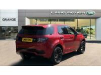 2019 Land Rover Discovery Sport 2.0 P250 R-Dynamic S 5dr Automatic Petrol 4x4