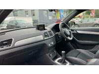 Audi Q3 1.4 TFSI CoD (150) S Line Edition 5dr (Parking Sys Estate Petrol Manual